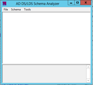ADSchemeAnalyzer Start