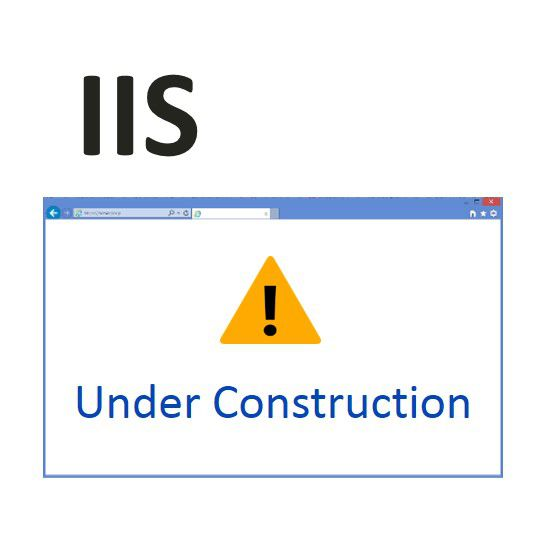 IIS-Wartungshinweis-app_offline-htm
