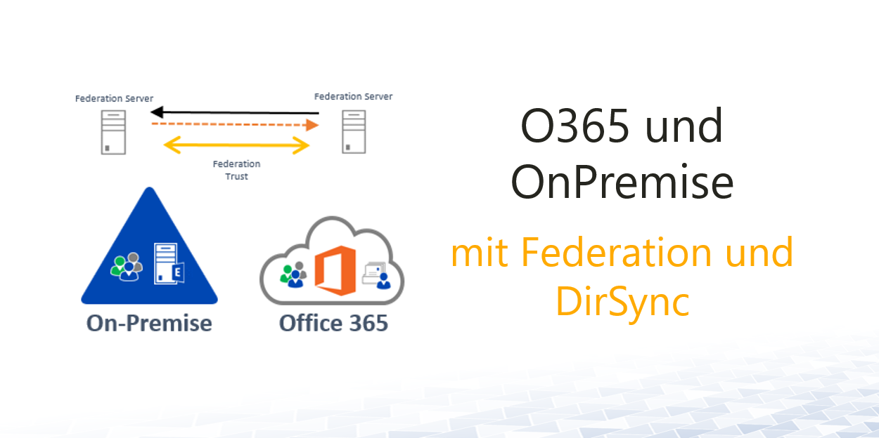 O365 und OnPremise