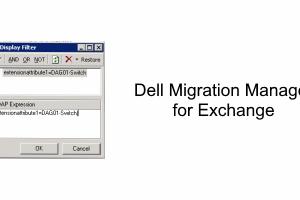 Migration Manager for Exchange: Benutzer einer Collection automatisch ändern
