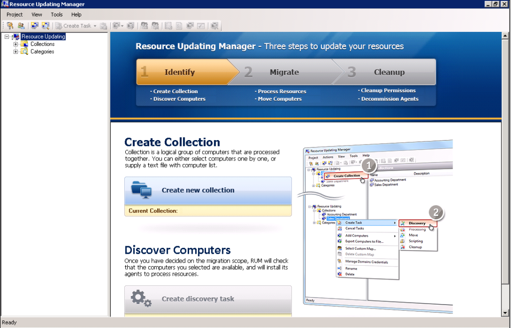 QMM-Resource-Updating-Manager