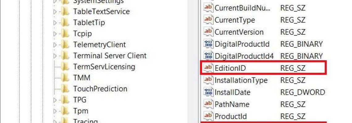 Downgrade Windows Server 2012 Lizenzen