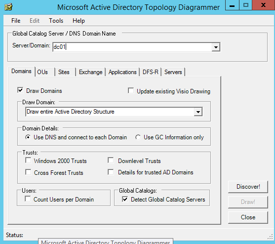 Active-Directory-Topology-Diagrammer