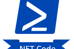 .Net Code in PowerShell