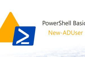 AD PowerShell Basics 1: New-ADUser