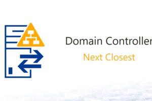 nächst gelegenen domain controller finden