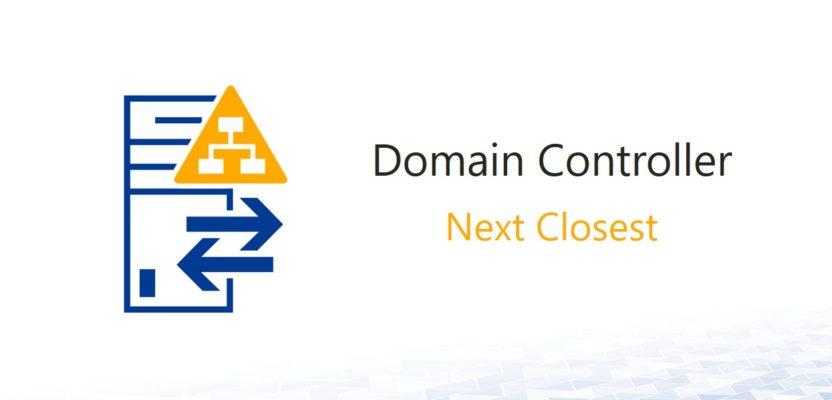 PowerShell: Nächstgelegenen DC finden – NextClosestSite