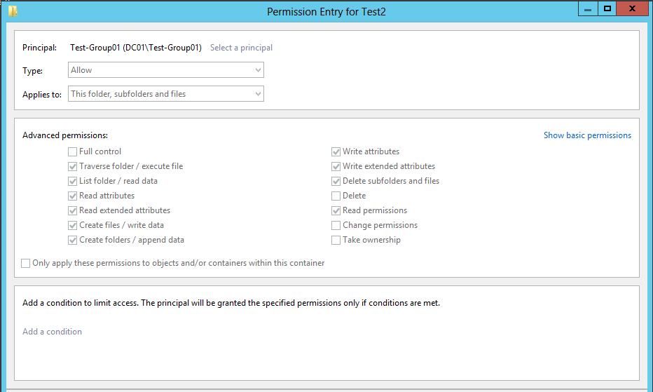 Permission-Entry