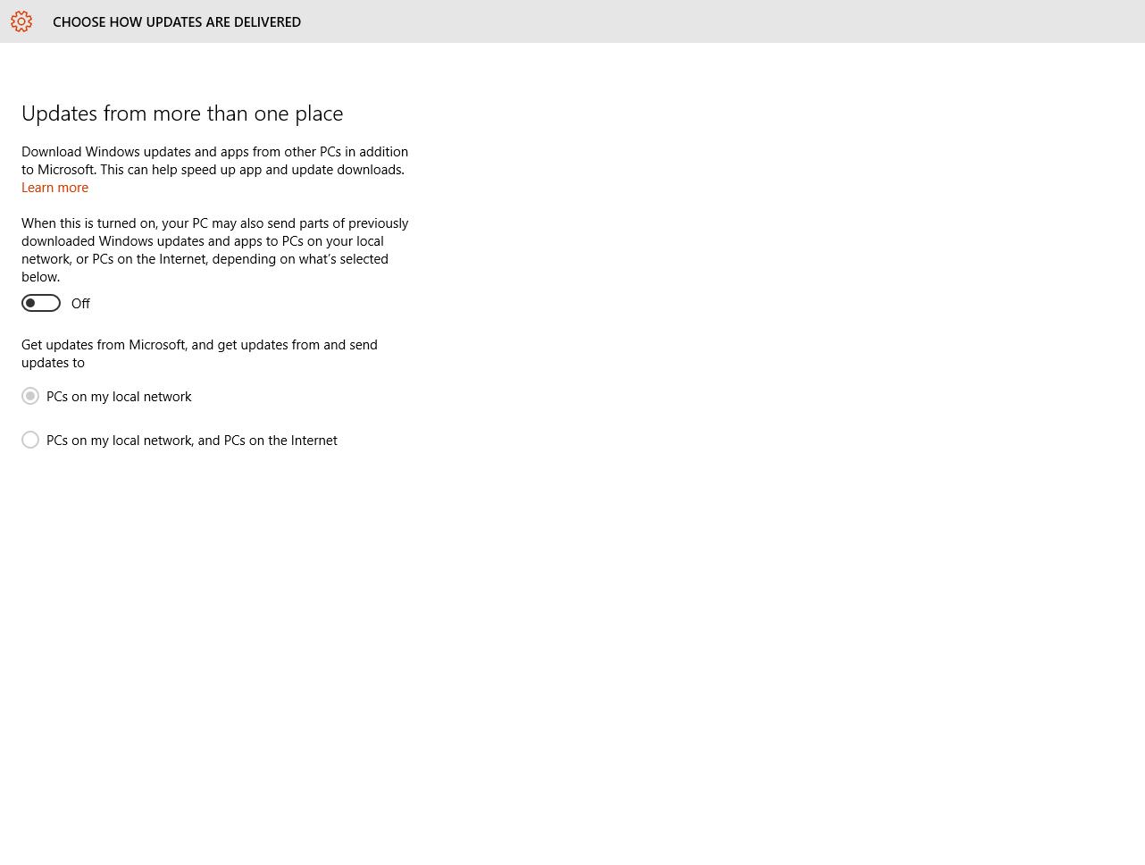 W10-P2P-Updates