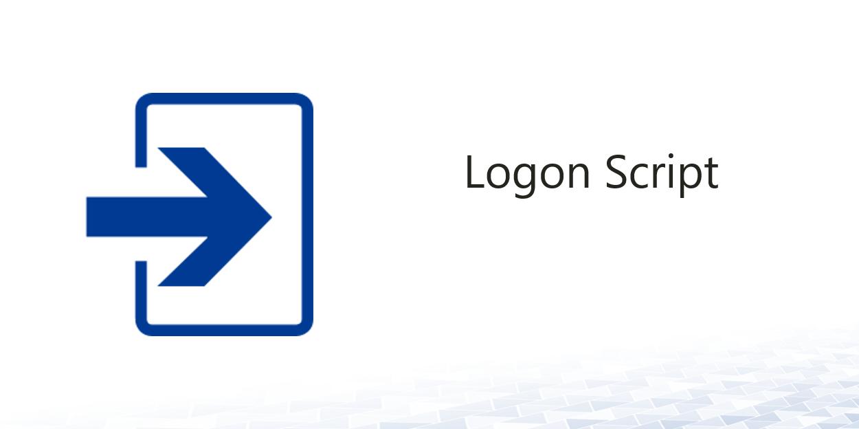 Logon Script