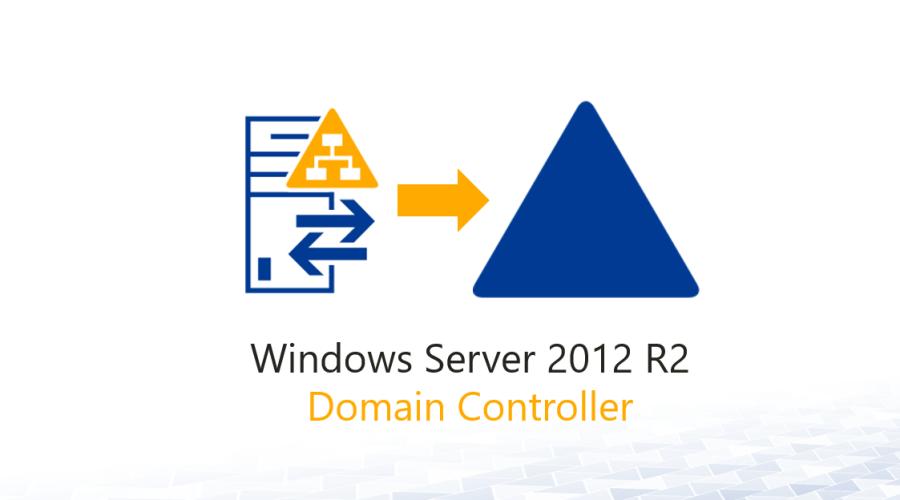 AD Schema: Server 2012 R2 DC in Domäne aufnehmen