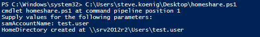 powershell_homeshare