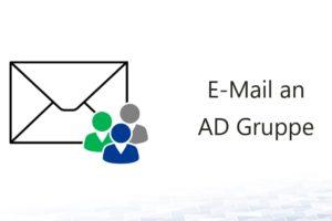 Powershell Mail-an-Mitglieder-einer-AD-Gruppe