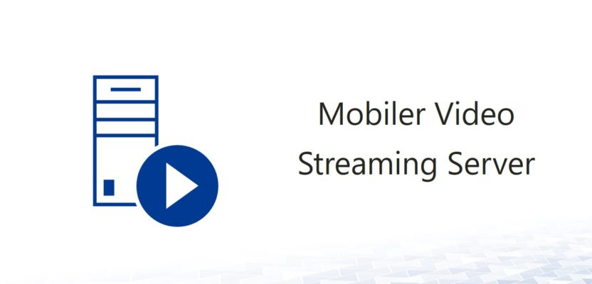 Mobiler Video Streaming Server mit Windows 10