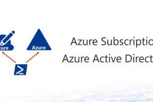 Verbindung mit Azure subscription active directory herstellen