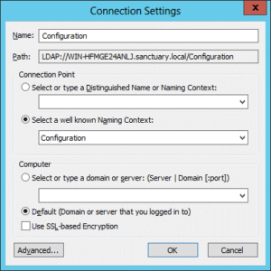 Active Directory anonymous access 1
