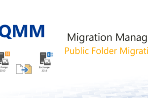 Quest QMM 8.13 – Public Folder Migration zu Exchange 2016
