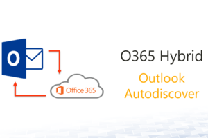 O365 Hybrid Outlook Autodiscover