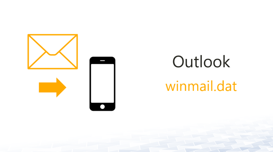 Outlook 2016 sendet winmail.dat als Anlage