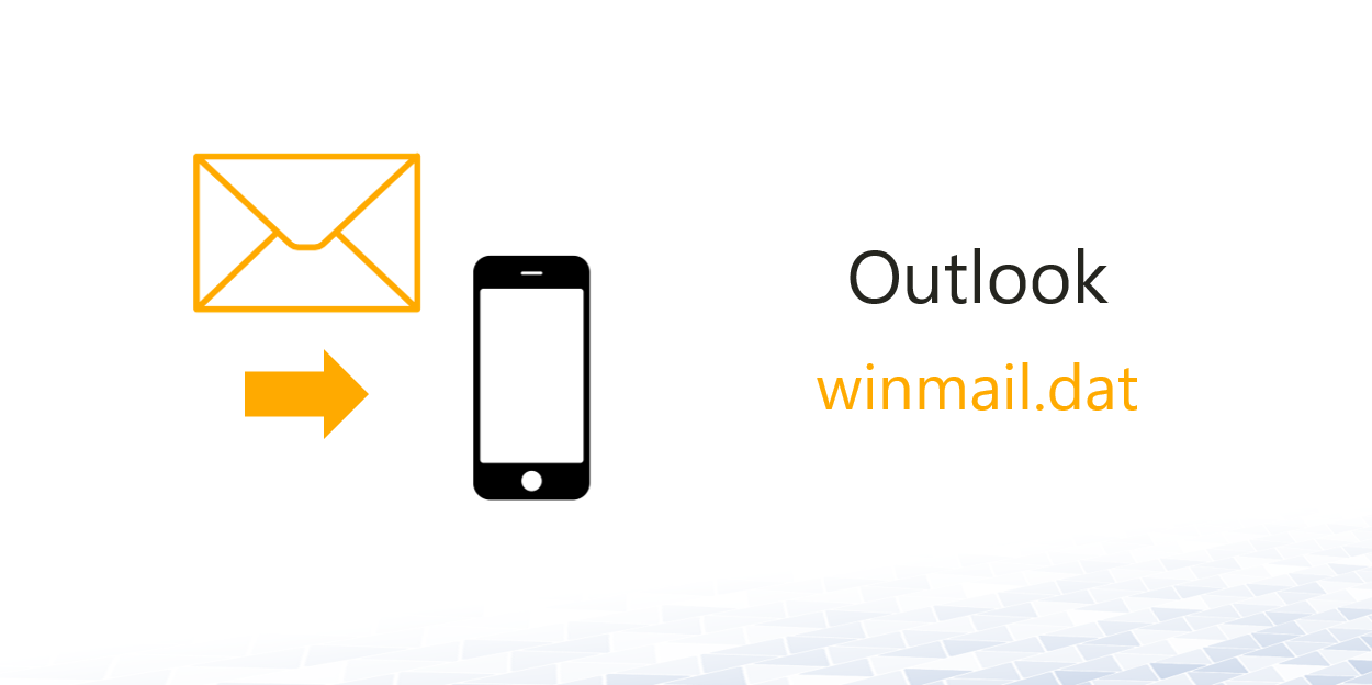 Outlook winmail.dat