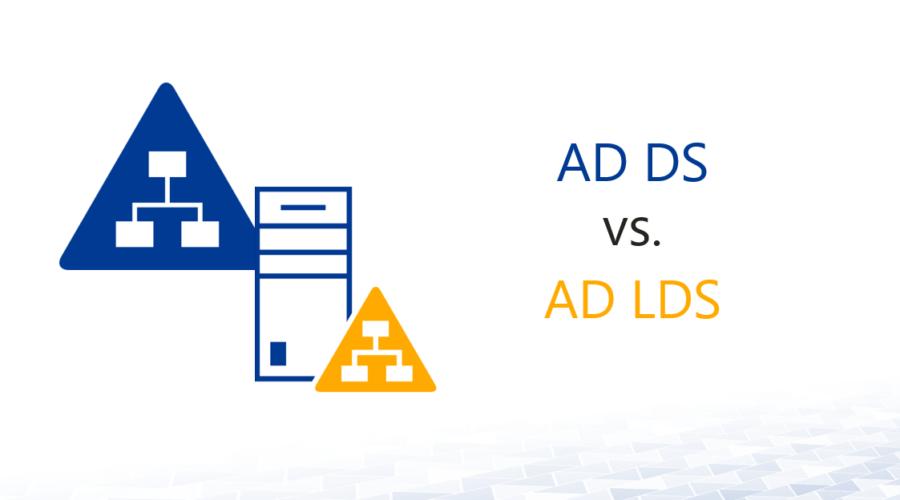 AD DS und AD LDS im Direktvergleich