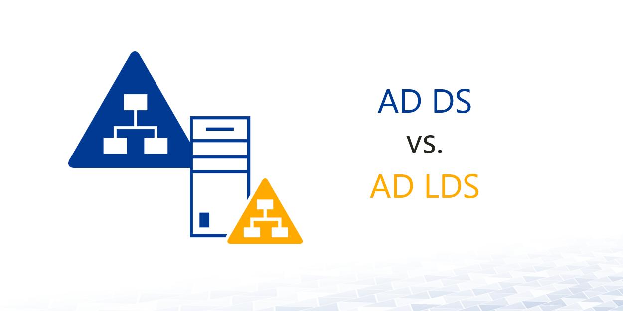 AD DS versus AD LDS