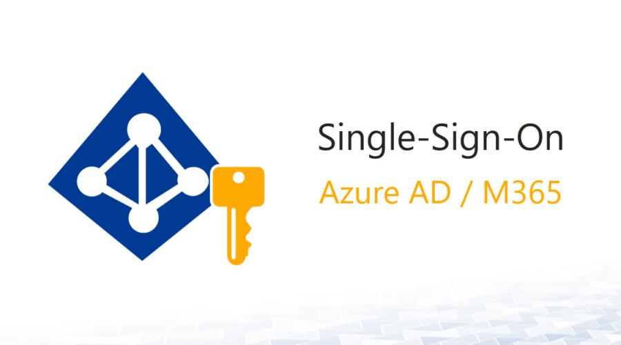 Single-Sign-On in Microsoft 365 nutzen